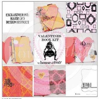 Valentinebook