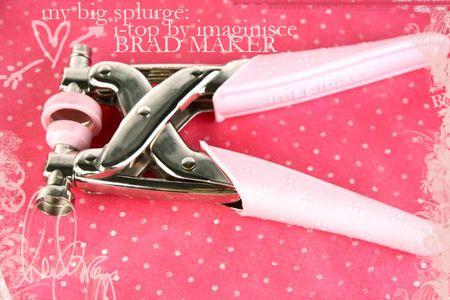 Bradmaker