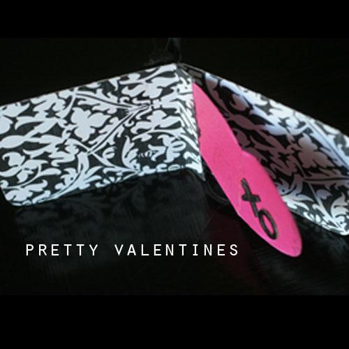 Pretty valentines