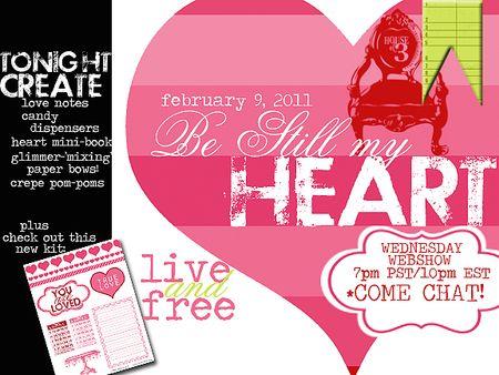 Valentinewebblast