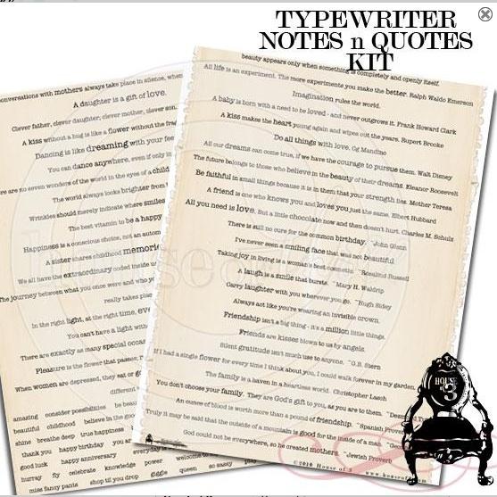 Typewritier