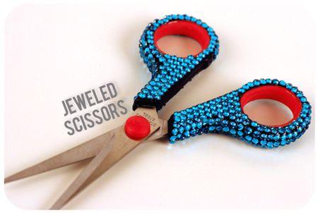 Jeweledscissors