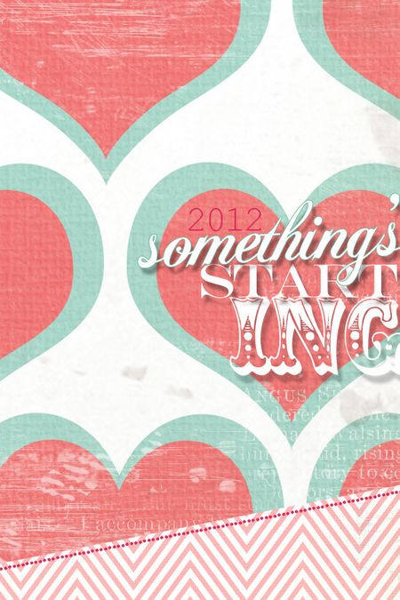 Somethingstarting